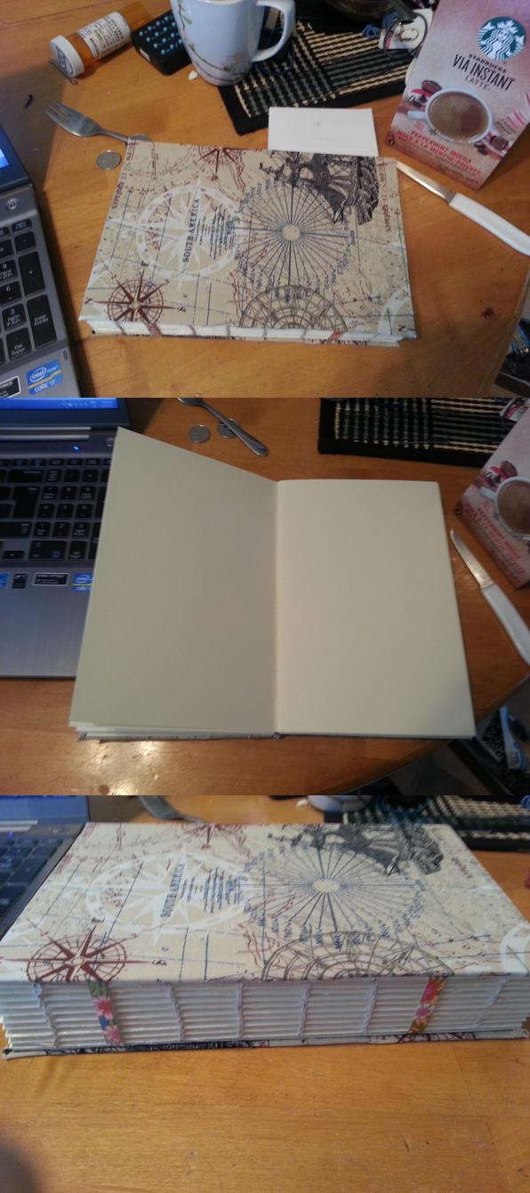 Handmade Journal by Mishigu