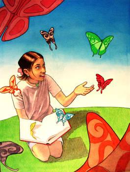 Rachel's Butterflies