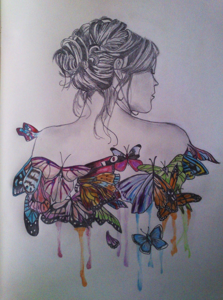 Butterfly effect.... by katerinamoraiti