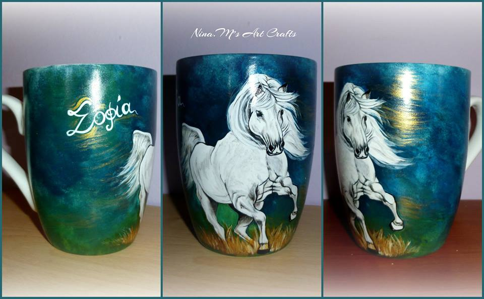 Wild horse.... by katerinamoraiti