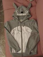 Totoro hoodie by giuggiu