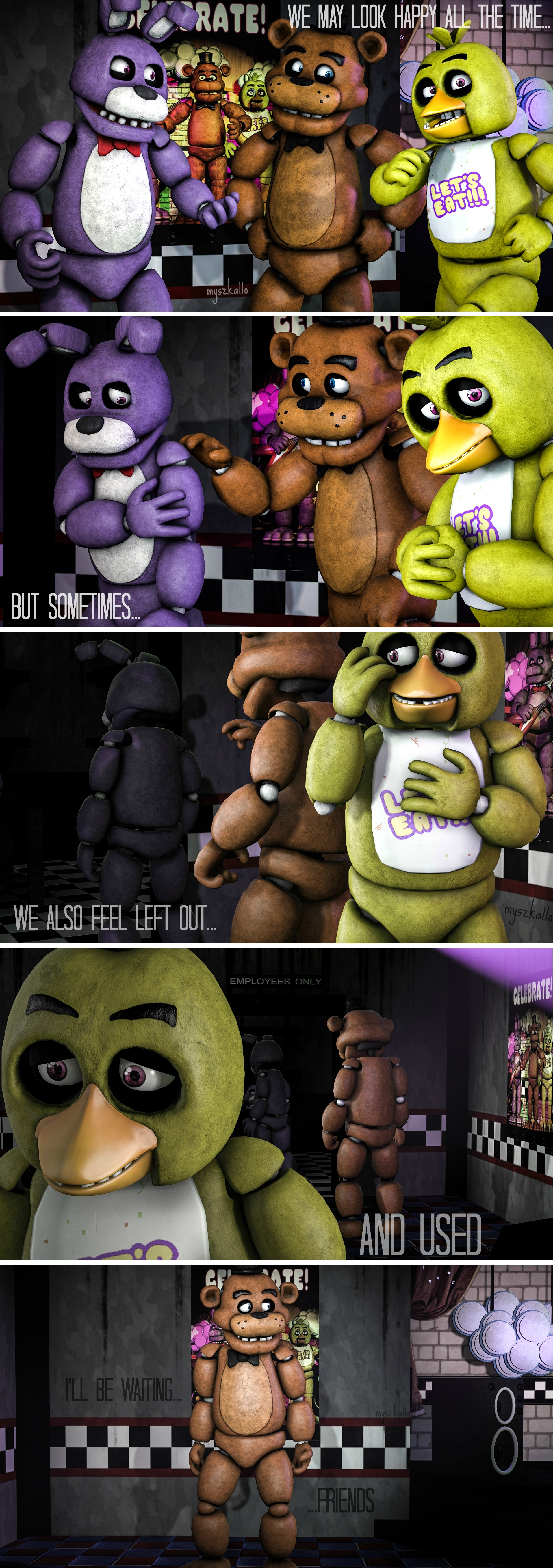 sometimes sfm comic by myszka11o on deviantart