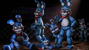 Blue meeting!
