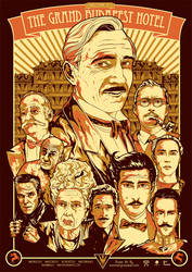 The Grand Budapest Hotel by harijz