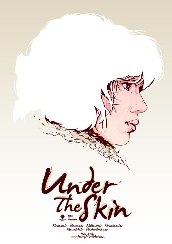 Under the Skin by harijz