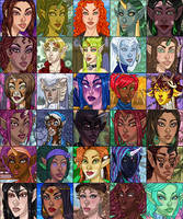 Icon Compilation 2 of 3 by brianne333