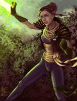 Inquisitor Anonna Lavellan