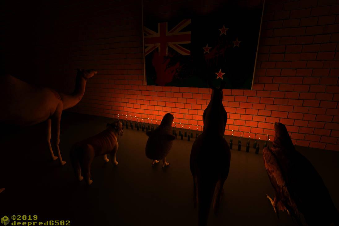 The darkest day by deepred6502