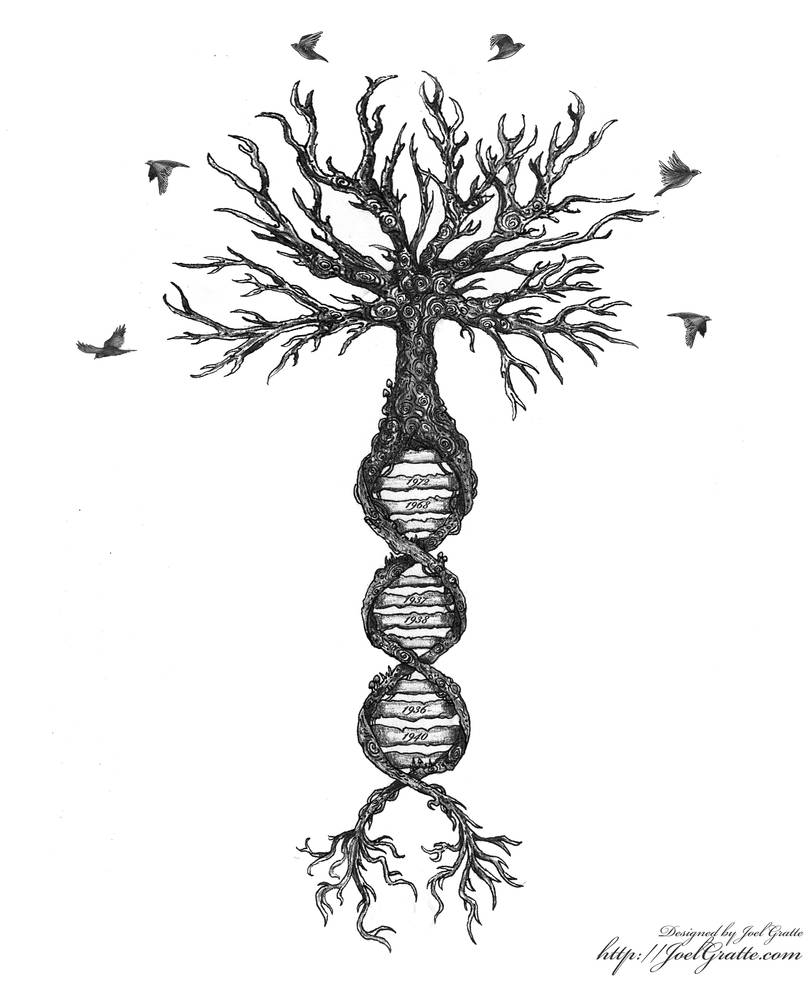 abaa5ac4550ac Family Tree Tattoo Design by sur-mata on DeviantArt