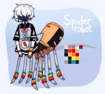 spider adopt! (open) by knuazz