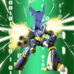 Digimon Frontier Tuned - Blitzkriegmon