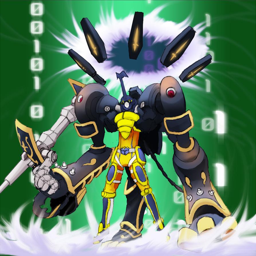 Digimon Frontier Rhinokabuterimon Digimon Frontier Tuned