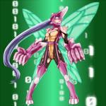 Digimon Frontier Tuned - ToothFairymon