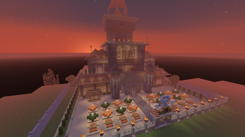 Minecraft: Fairy Tail guild by SoMaluver on DeviantArt