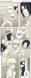 The Things That Make Us Strong part 9 by Satosanteru