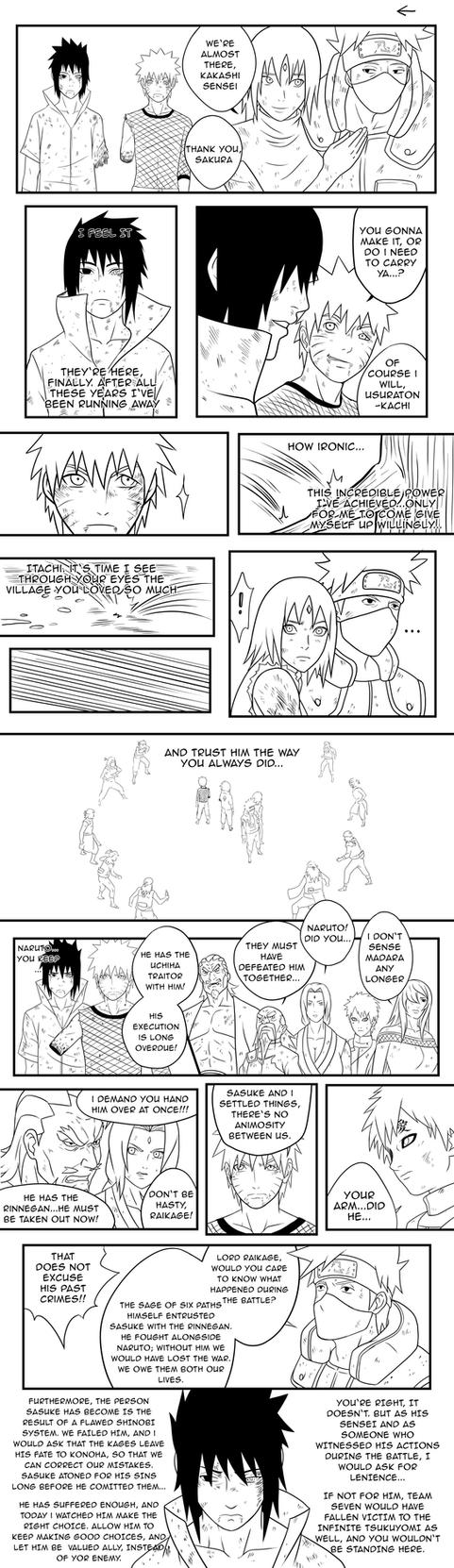 Sasuke's Fate (1/3) by Satosanteru