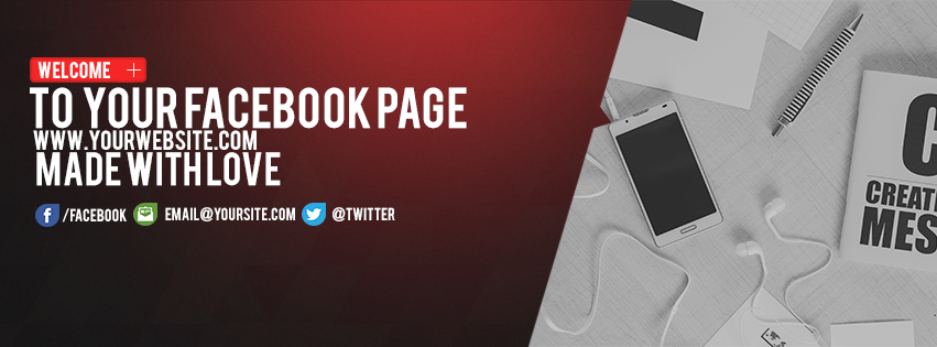 Free Facebook Cover For Business by TheWebCreative on DeviantArt