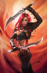 Katarina Cosplay - 'A New Dawn' - Sinister Steel by ApotheosisCosplay