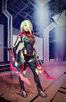 PROJECT: Katarina Cosplay - First Strike