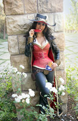 Genderbend Twisted Fate Cosplay