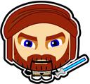 LEGO Clone Wars: Obi-Wan by Jebediahs