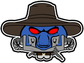 LEGO Star Wars: Cad Bane by Jebediahs