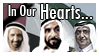 Stamp: Always in our Hearts by DxButterfly