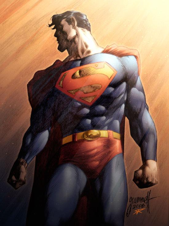 superman colour fun by thatron - Superman Pictures To Colour