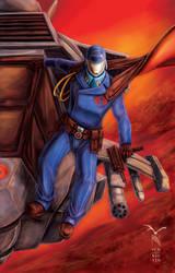 Cobra Commander by artrobot9000