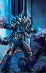 Arcee- Transformers Prime