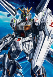 Gundam Rx-93NU