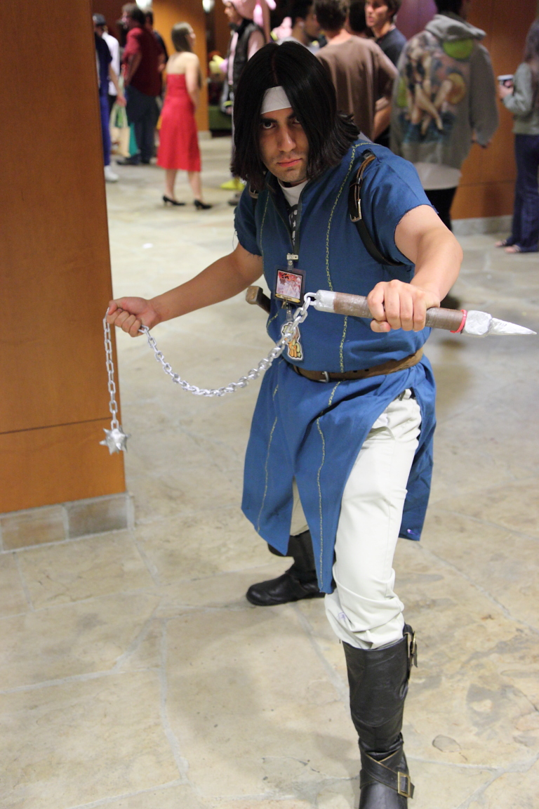 Richter Belmont Cosplay by Kasatania