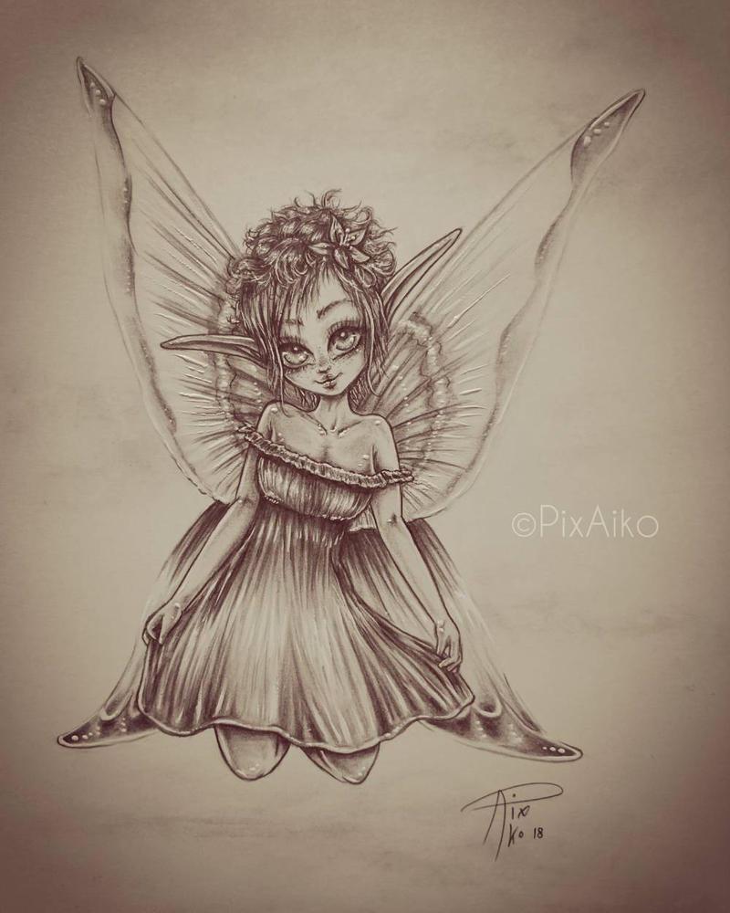 Fairy  by PixAiko