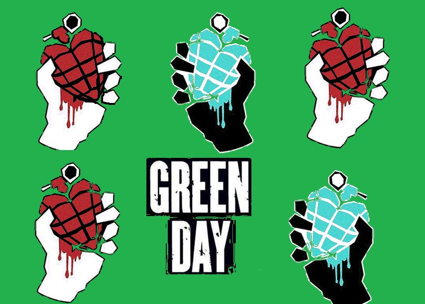 Green Day logo by shindo25 on DeviantArt