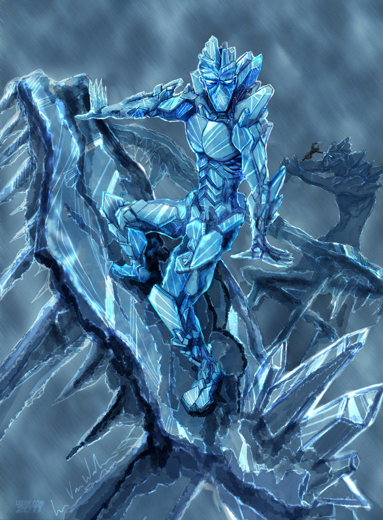 Age of Apocalypes Iceman by HMHMAH on DeviantArt