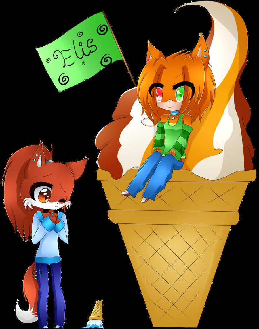 To bad Icecream by TheDjBunnii on DeviantArt