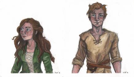 Kathrine and Blake New by disneylife