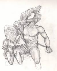 Pometheus Study by disneylife