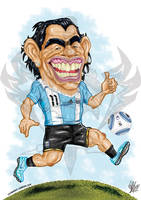 Sir Charles Tevez by chilifactor