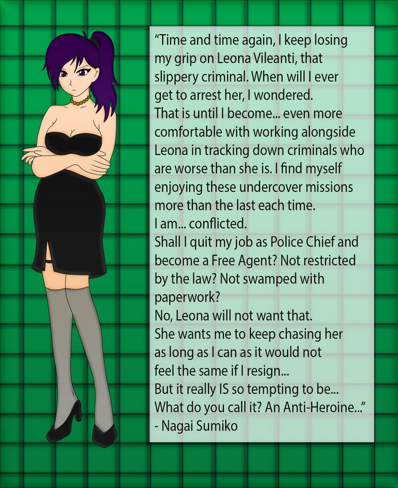 Ask Anti-Heroine Nagai Sumiko