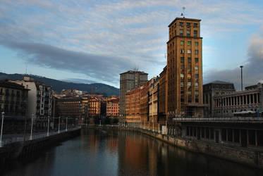 Bilbao IV. by JudLorin