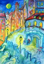 Dreamstreet by JudLorin