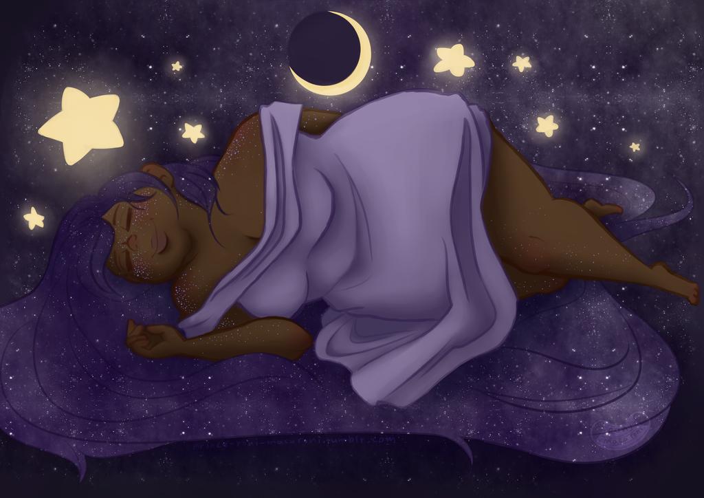 Sleepy Stars by butt-prince-ike