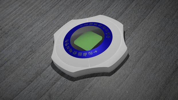 Digivice 2020 (blender-cycles)