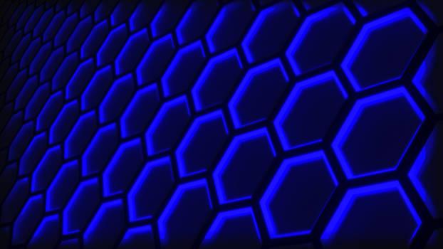 Hexagons (eevee)
