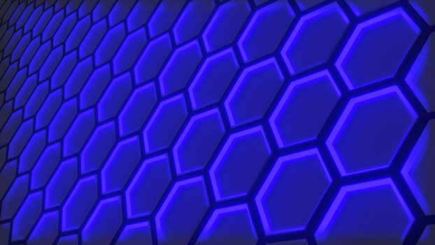 Hexagons 2 (eevee)