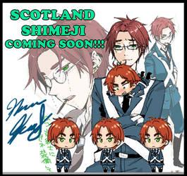 SCOTLAND SHIMEJI PREVIEW