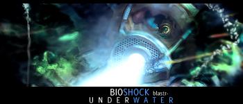 Bioshock UNDERWATER by Vindieselgfx