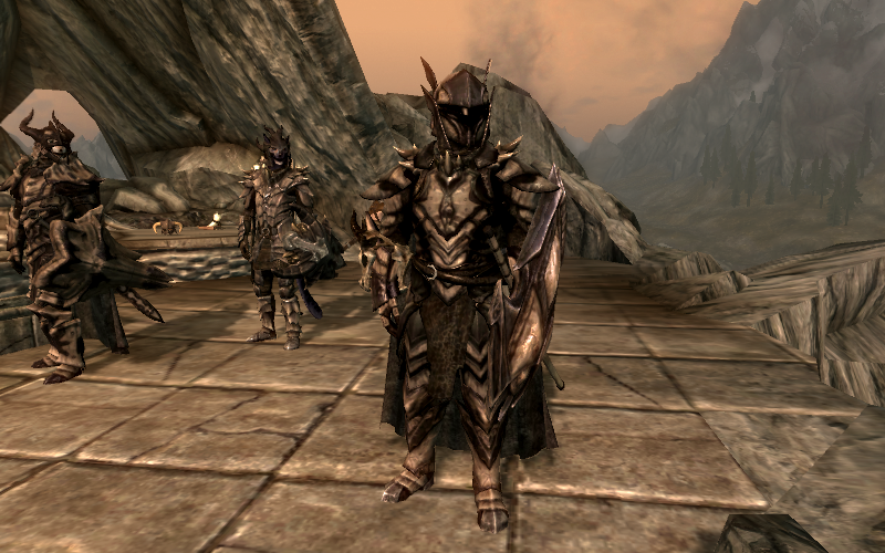 Skyrim Dragon Knight Armour By Elphin Zephyr On Deviantart We all venture out into the frozen tundra that is skyrim. skyrim dragon knight armour by elphin