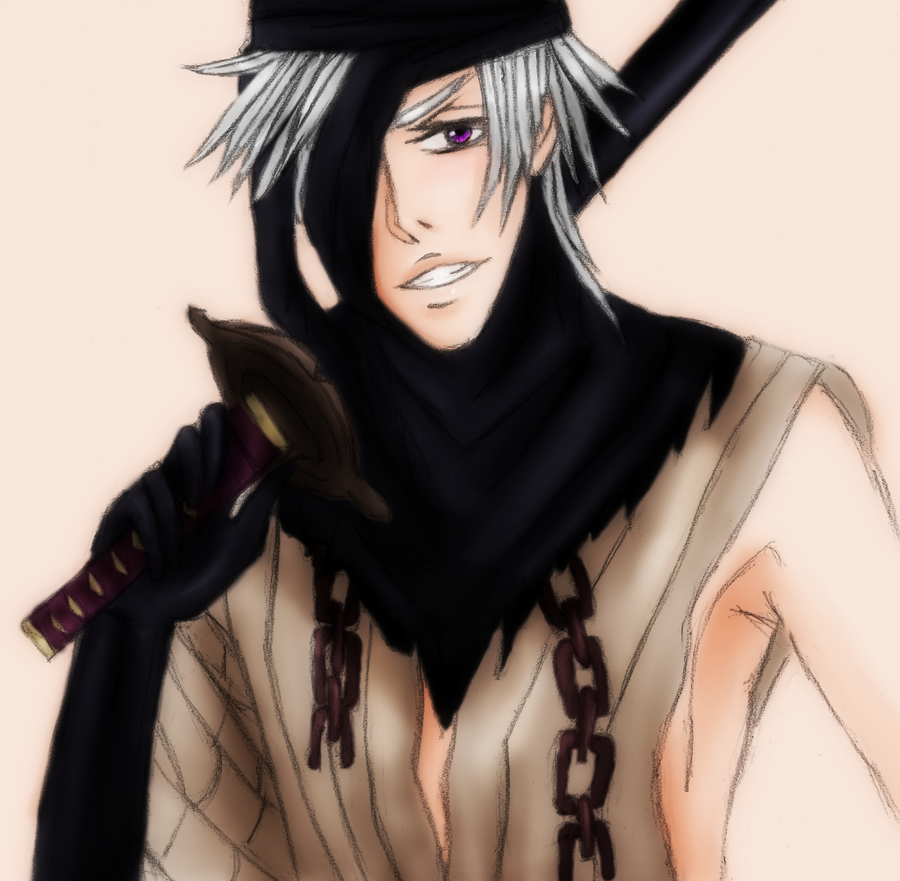 Bleach: Kokuto by BlackLottie